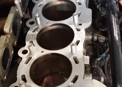 6kylinro BMW M3meta apo kapsimo flatzas sto montarisma dielise tis bides ston kormo-perastikan emfiteymata-7